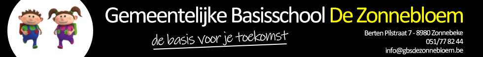 GBS De Zonnebloem Zonnebeke