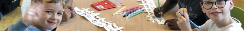 Verjaardagskronen kleuren