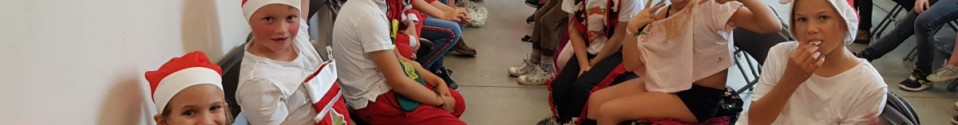 schoolfeest en toneel
