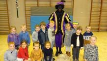 Zwarte Piet en Sint