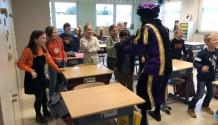 Dansen en zingen met Zwarte Piet!
