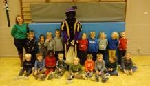Bezoek van Zwarte Piet!