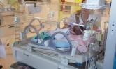Bezoek aan de materniteit in Jan Yperman.
