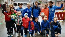 Keuzeactiviteit kerstfeestje: voetbal