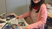 Kranten in de klas!