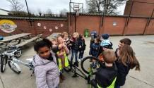 We leren over de fiets!