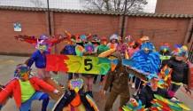 L5 papegaaien gespot!