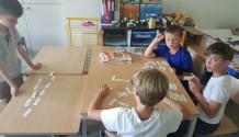 taalspelletjes in de klas