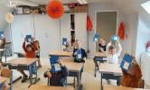 Onze eerste schooldag
