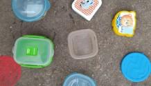 Verloren voorwerpen, terug te vinden in kast hoofdgebouw.