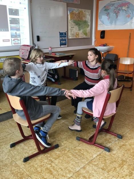 Moderne stoelendans