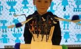 Robot Rommelpot knutselen