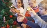 Kerstmis in de klas