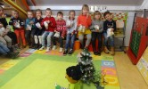 Kerst in onze nieuwe klas!