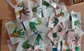 Kerstkaartjes voor Woonzorgcentrum Zonnebeke en Merkem!