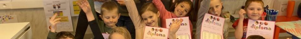 Hoera! Diploma 8!