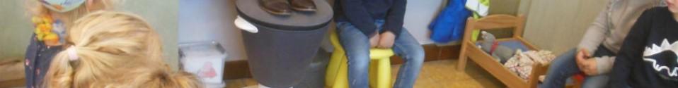 Jules past schoenen.