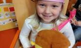 Gelukkige verjaardag Ilyana!