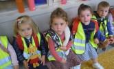 De eerste schooldag !