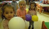 Experimenteren met ballonnen !