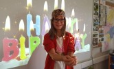Gelukkige verjaardag Kyenna!